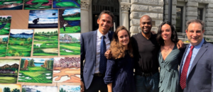 Valentino Dixon: Golf Art Saved Me, Georgetown Set Me Free