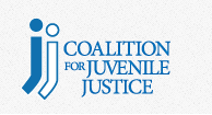 Coalition for Juvenile Justice logo