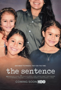 the Sentence front cover