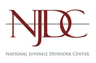 National Juvenile Defender Center logo