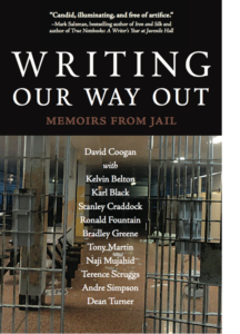 """Writing Our Way Out"" book cover"