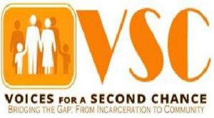 Voices for a Second Chance Logo